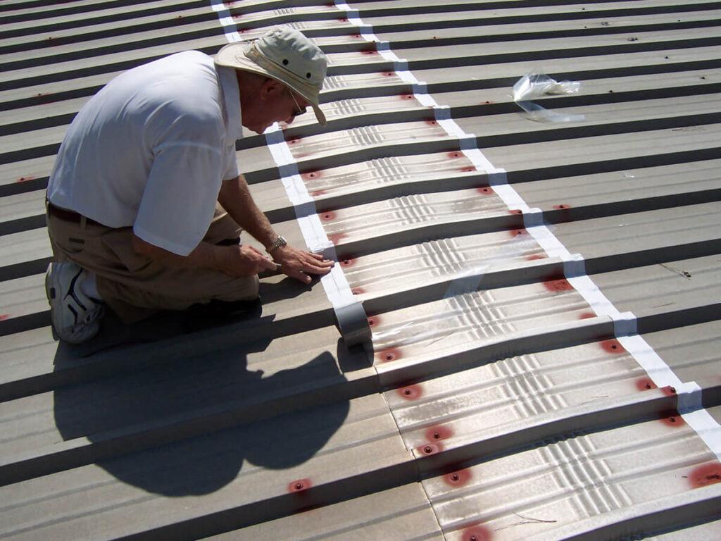 Metal Roof Repair-Metro Metal Roofing Company of Miramar