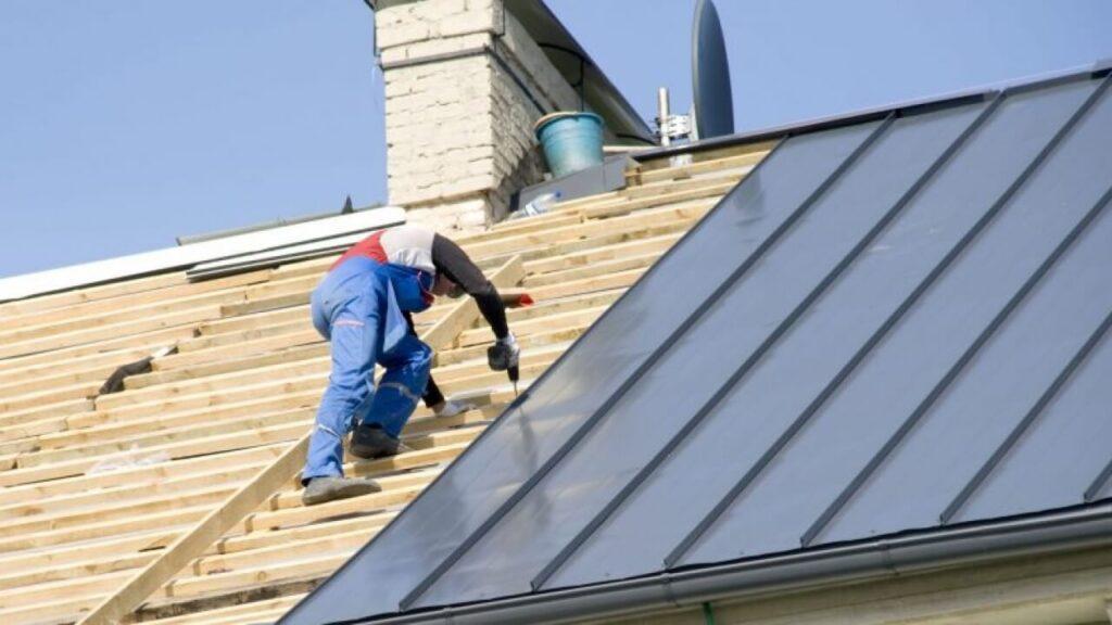 Metal Roofing Contractors-Metro Metal Roofing Company of Miramar