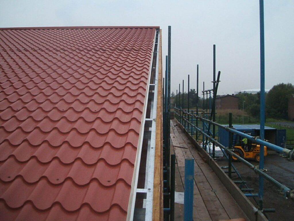 Metal Tile Roof-Metro Metal Roofing Company of Miramar