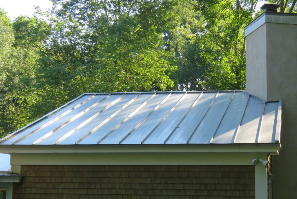 Standing Seam Metal Roofing-Metro Metal Roofing Company of Miramar